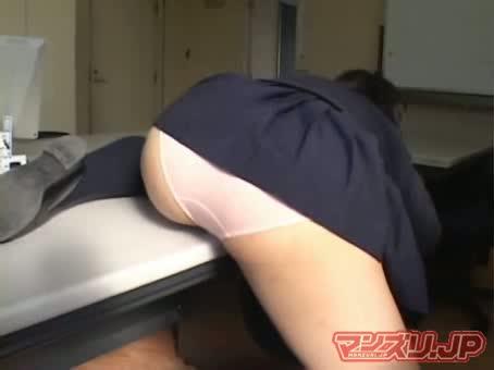 【FC2動画】小沼!女子高生こすりつけオナニー